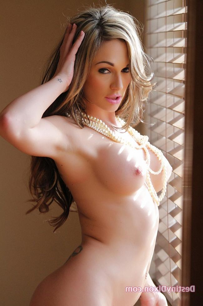 Destiny Dixon в розовом бикини ххх фото